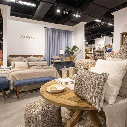 Anaya Home Expands Offerings at Vegas
