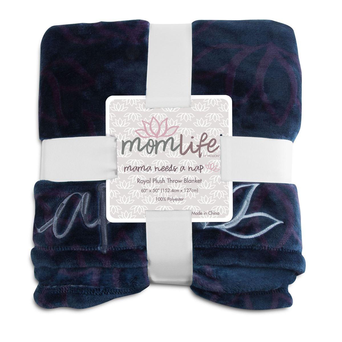 Ml Nap 50 X60 Royal Plush Blanket Ivystone